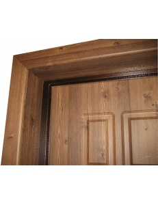 Откосы металл двери
