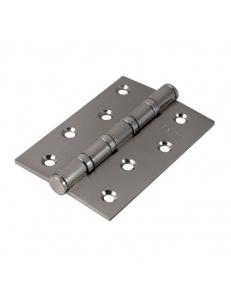 Петля стальная универсальная с 4-мя подшипниками, матовый никель