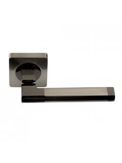 """Ручка дверная """"Салерно"""", черный никель"""