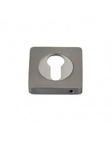 Накладка на цилиндр, матовый никель