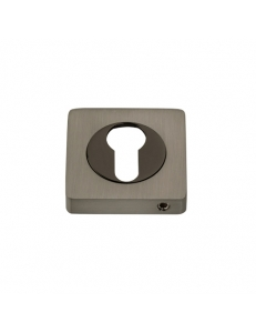Накладка на цилиндр, черный никель