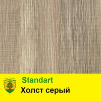 Standart Холст серый