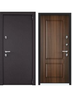 Дверь SNEGIR 55 MP 8019 NC-1 Лесной орех