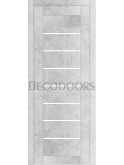 Дверь D-11 Бетон снежный