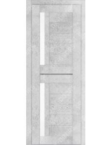 Дверь D-5 Бетон снежный