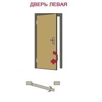 860х2050 / Левое