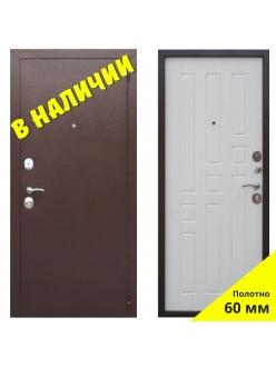 Входная дверь Garda 8 мм Белый ясень