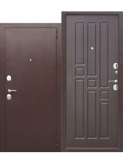 Входная дверь Garda 8 мм Венге