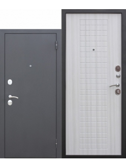 Входная дверь Garda МУАР 8 мм Дуб сонома