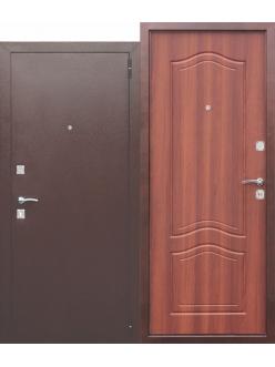 Входная дверь Dominanta Рустикальный дуб